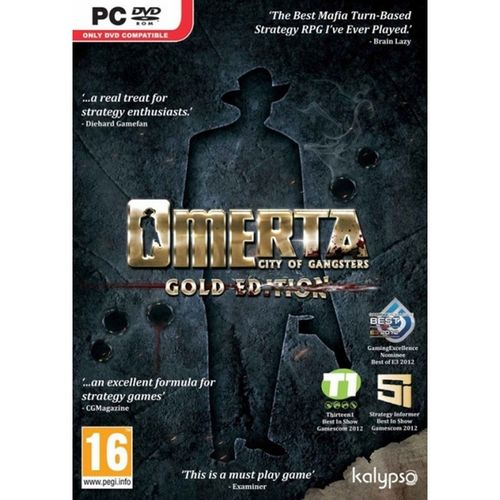 Omerta Gold Edition PC