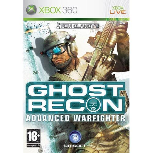 Ghost Reckon Advanced Warfighter XBOX 360