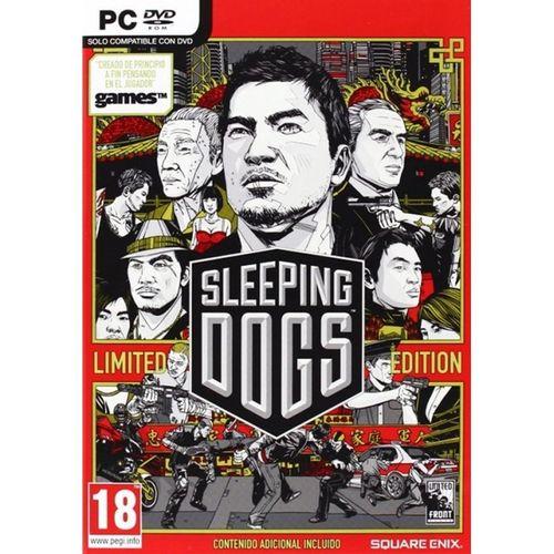 Sleeping Dogs Edición Limitada PC