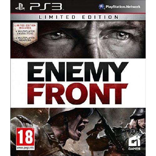 Enemy Front Edición Limitada PS3
