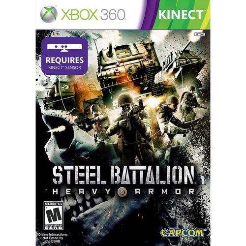 Steel Batallion: Heavy Armor - Kinect XBOX 360