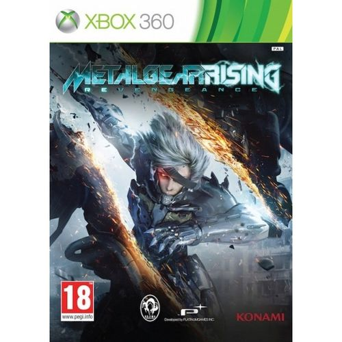 Metal Gear Solid Rising Revengeance XBOX 360