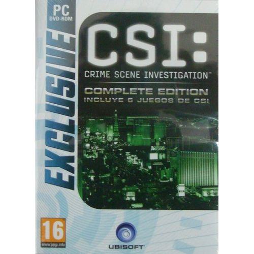 Csi Ultimate (Incluye Csi 1, 2, 3, 4, 5 Y 6) PC