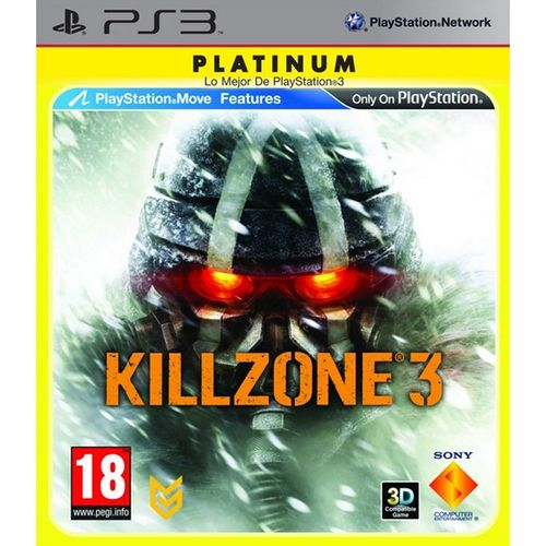 Killzone 3 - Reedición - PS3