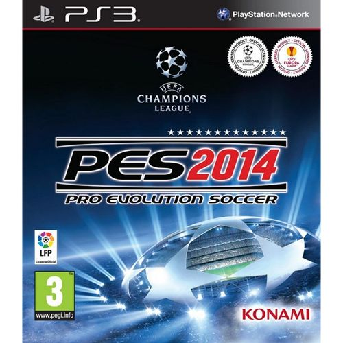 Pes 14: Pro Evolution Soccer 2014 PS3