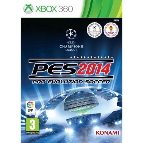 Pes 14: Pro Evolution Soccer 2014 XBOX 360