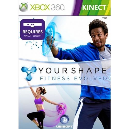 Your Shape Fitness Evolved - Kinect - XBOX 360
