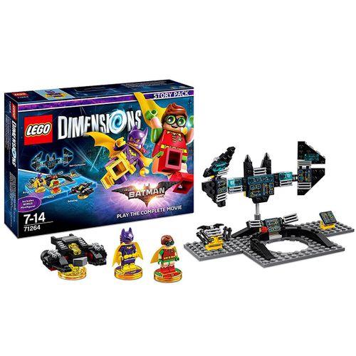 Lego Dimensions Story Pack: Lego Batman Movie