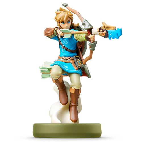 Figura Amiibo Link Arquero (Serie Zelda)