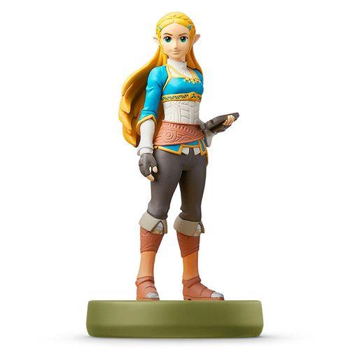 Figura Amiibo Zelda Scholar (Serie Zelda)