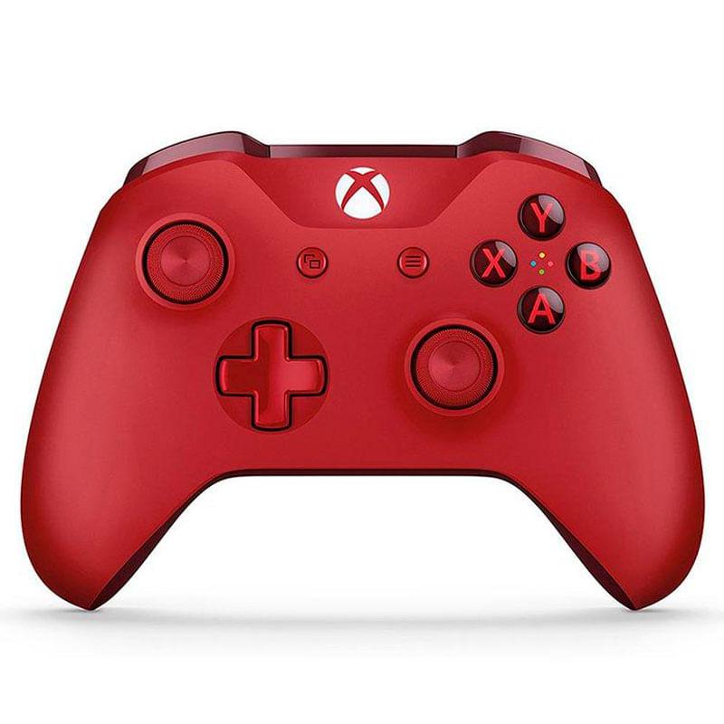 Mando-Wireless-Nueva-Edicion-Rojo-XBOX-ONE