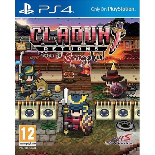 Cladun Returns: This Is Sengoku! PS4