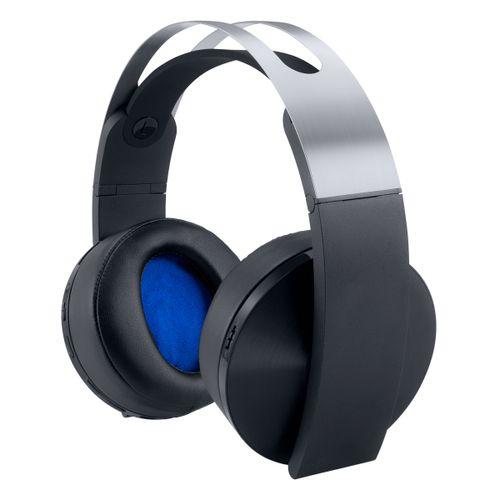 Platinum Headset PS4