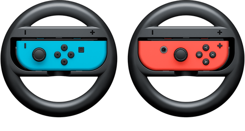 Joycon Wheel (Set De 2 Volantes) SWITCH