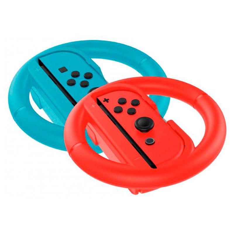 Set-Volantes-Racing-Wheels-Twin-Pack