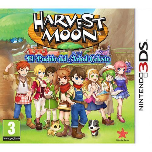 Harvest Moon: El Pueblo Del Árbol Celeste 3DS