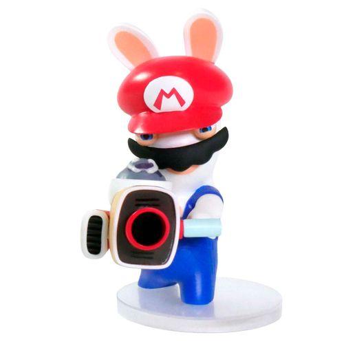 Figura Rabbids Mario (Serie Mario + Rabbids) 8 Cm