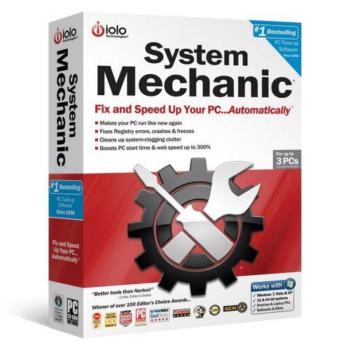 System Mechanic PC