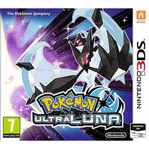 Pokémon Ultra Luna 3DS