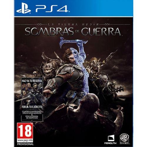La Tierra-Media: Sombras De Guerra PS4