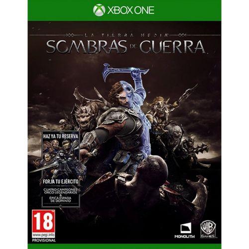La Tierra-Media: Sombras De Guerra XBOX ONE