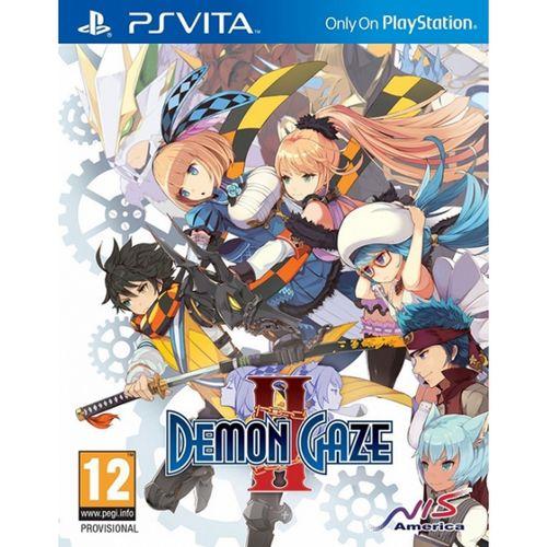 Demon Gaze II PS VITA
