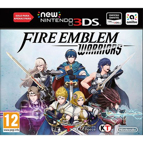 Fire Emblem Warriors NEW 3DS