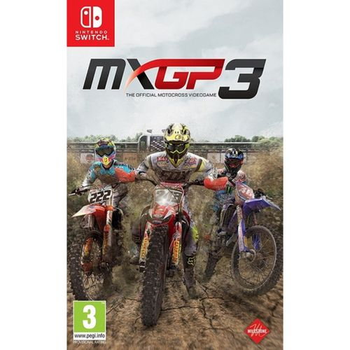 Mxgp 3 The Official Motocross Videogame SWITCH