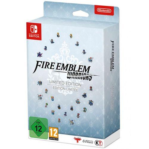Fire Emblem Warriors Edición Limitada SWITCH