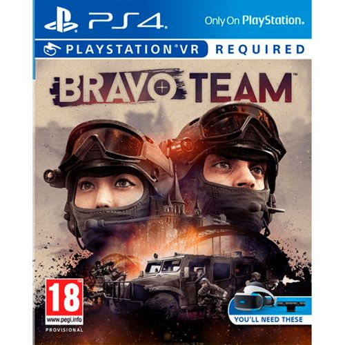 Bravo Team Vr PS4