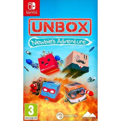 Unbox - Newbie'S Adventure SWITCH