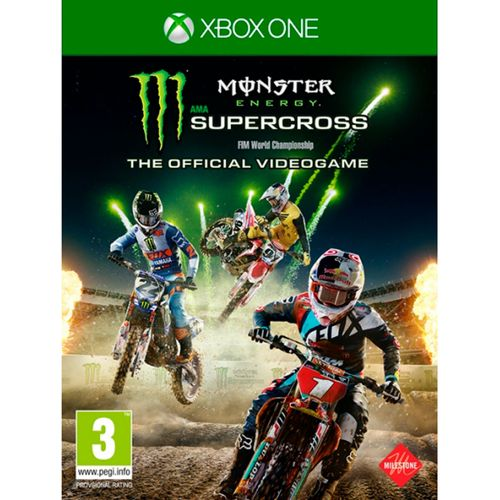 Monster Energy Supercross XBOX ONE