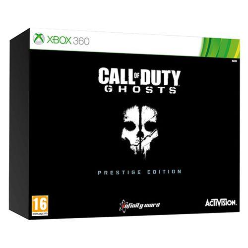 Call Of Duty: Ghosts Prestige Edition XBOX 360