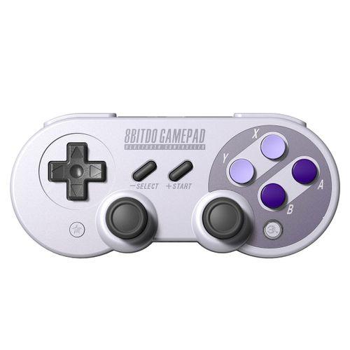 8Bitdo Mando Bluetooth Super Nintendo Snes30 Pro