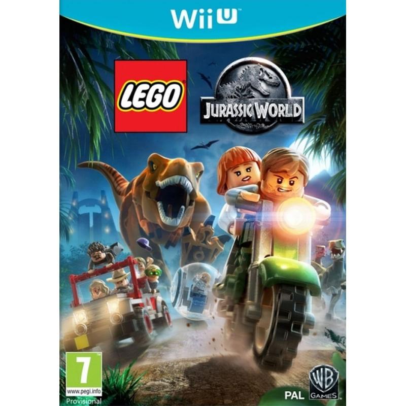 Lego--Jurassic-World-WII-U