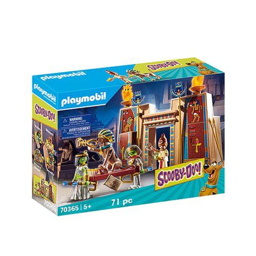 Playmobil Scooby doo Aventura en Egipto