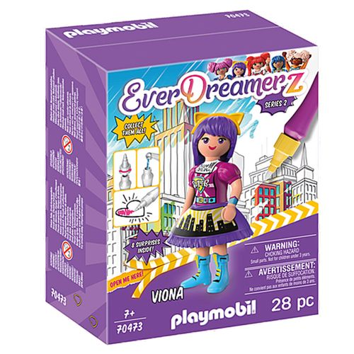 Playmobil Comic World Viona
