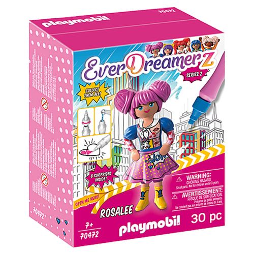 Playmobil Comic World Rosalee