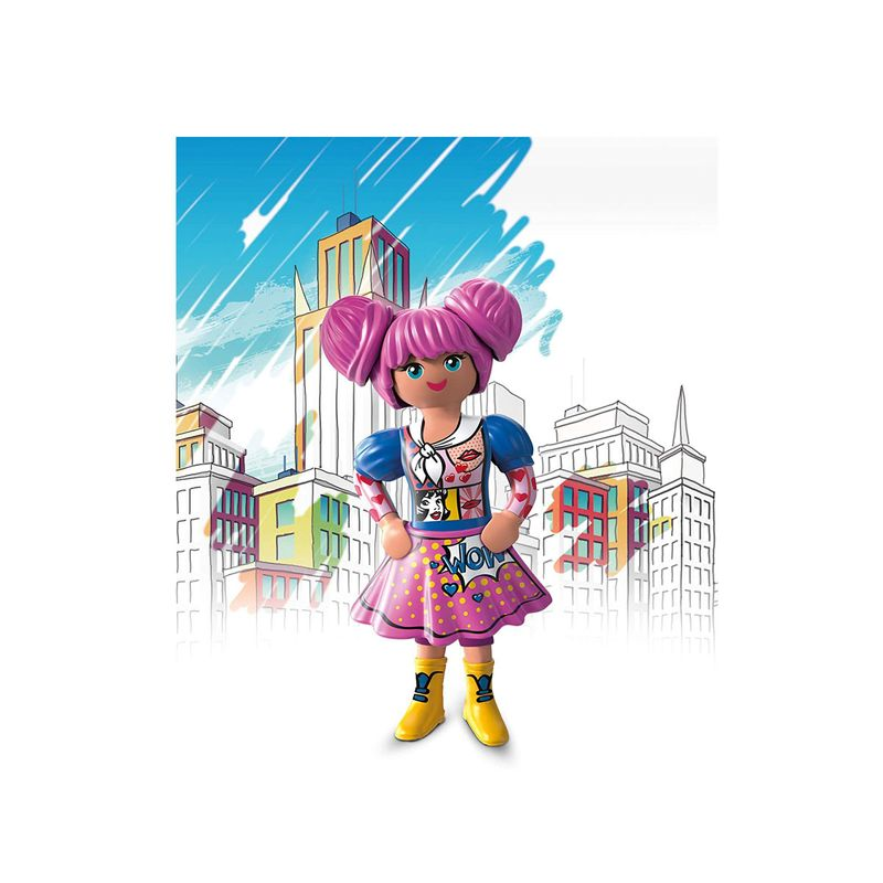 Playmobil-Comic-World-Rosalee_1