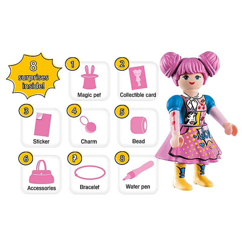 Playmobil-Comic-World-Rosalee_2