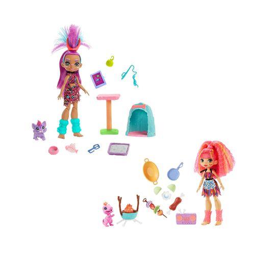 Cave Club muñeca con accesorios surtida