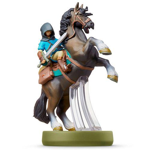 Figura Amiibo Link Jinete (Serie Zelda)
