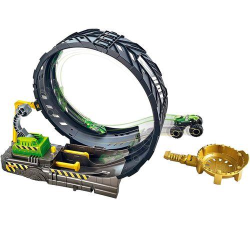 Hot Wheels Monster Truck Reto Looping Épico