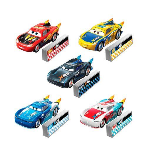 Cars Vehículo Rocket Racing XRS Surtido