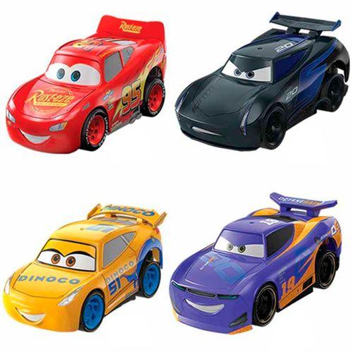 Cars Vehículo Turbo Racers Surtido