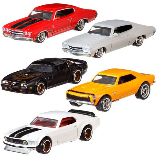 Hot Wheels Fast & Furious Vehículo Surtido