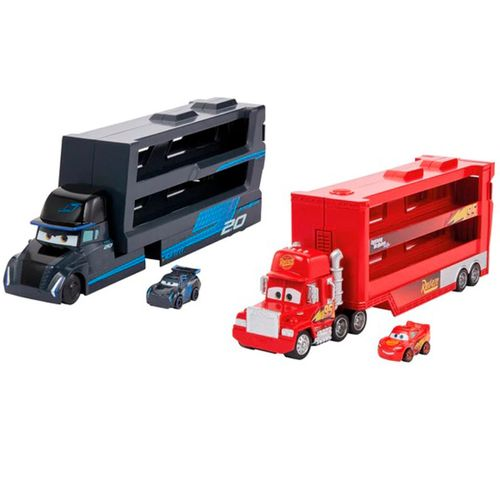 Cars Mini Racers Transporter Surtido