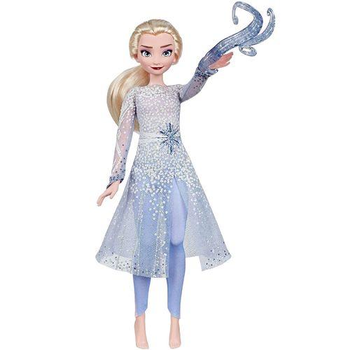 Frozen 2 Muñeca Elsa Descubrimiento Mágico