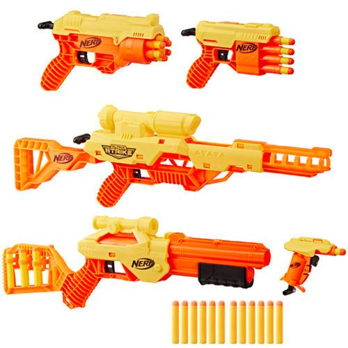 Nerf Alpha Strike Ultimate Mission