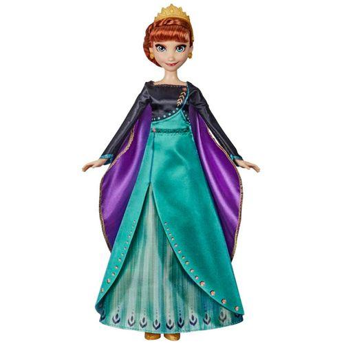 Frozen 2 Muñeca Anna Cantarina